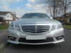 Mercedes Benz E250 CDI Blue Efficiency Sport 2011