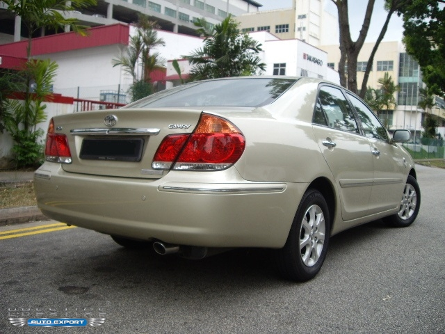 toyota camry 2 0a 2006 for export singapore used cars exporter import used. Black Bedroom Furniture Sets. Home Design Ideas