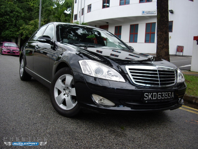 Used mercedes benz s300l car used cars vehicles autos post for Mercedes benz singapore