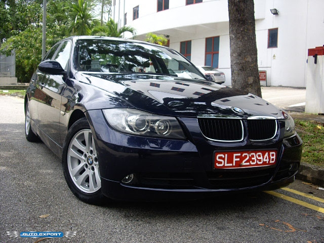 bmw 320i xl push button start 2007 for export singapore used cars exporter import used car. Black Bedroom Furniture Sets. Home Design Ideas