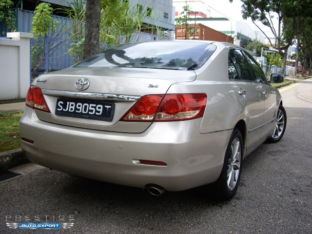 Toyota Camry 2 4A 2008 Push Button Start KeyLess Go 2007 for Export